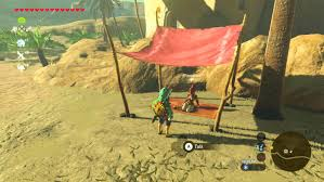 Zelda: Breath of the Wild guide: From the Ground Up side quest walkthrough  - Polygon