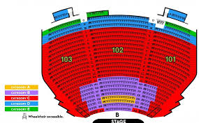 Terry Fator Theater Seating Chart Seating Chart