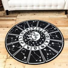 TideTex <b>Fashion Simple</b> Black White Livingroom Rug Bedside Rug ...