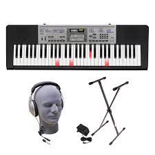 Casio Inc Lk175 61 Key Lighted Key Personal Keyboard Amazon Com Casio Inc Lk175 61 Key Lighted Key Personal