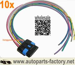 long yue wire throttle position sensor tps wiring connector ls long yue 6 wire throttle position sensor tps wiring connector ls1 ls6