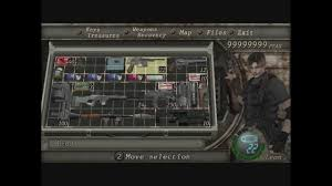 resident evil 4 unlimited health unlimited ammo unlimited cash cheat you