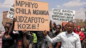 "Hasil gambar untuk the ""cashgate"" scandal in Malawi"