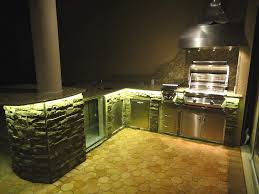 kitchen led lighting ideas. Outdoor Lighting, Excellent Lighting For Kitchen Bbq Beautiful Light: Led Ideas