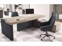 design of office table. Cream \u0026 Black Office Table Design Of