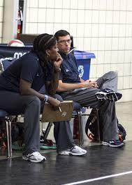 About Coach April Chapple