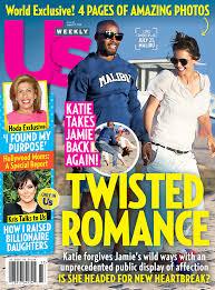 Katie Holmes Jamie Foxx Finally Flaunt Their Five Year Romance