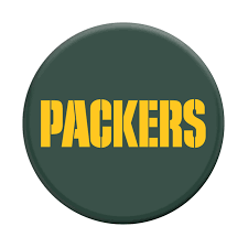 NFL - Green Bay Packers Logo PopSockets Grip
