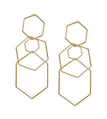 <b>Серьги</b> 21636 gold - цена 3300 руб., купить на Clouty.ru