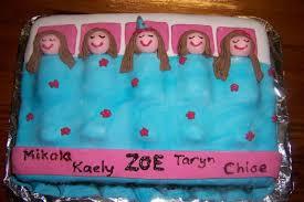 cakes for girls 9th birthday frozen. Modren 9th Sleepover Cake For My Daughteru0027s 9th Birthday Throughout Cakes For Girls Birthday Frozen
