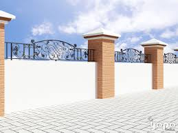 Small Picture Wall Fencing Designs House Plans and more house design