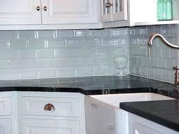 blue green glass tile backsplash kitchens with glass tile kitchen glass  tile subway tiles for kitchen