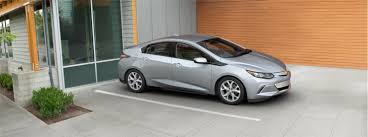 2016 Chevrolet Volt Rated At 53 Miles Electric Range, 106 MPGe, 42 ...