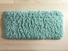 cloud step memory foam turquoise 21x34 bath rug from bathroom rug turquoise