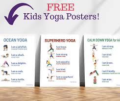 fun kids yoga cl ideas kids yoga