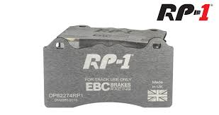 Brake Pad Cross Reference Chart Ebc Brakes Rp 1 Racing Brake Pads True Race Performance