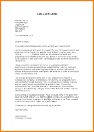 7+ Formal Letter To Ceo Sample   Martini Pink