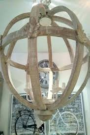 wooden sphere chandelier wood orb chandelier chandeliers wood and metal sphere chandelier full image for white