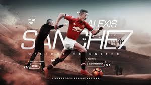 alexis sanchez 7 manchester united wallpaper hd best wallpaper hd