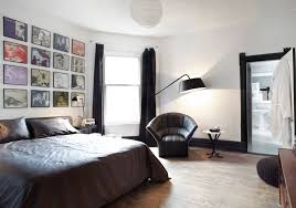 view in gallery retro modern house with black and white interior