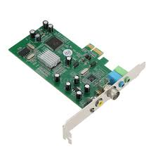 this multifunctional tv tuner card is an ideal solution to expand your desktop pci e with tv function and recorder it transforms your desktop pc into