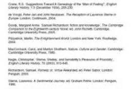 Critical Essay Paper Higher English   Critical essay paper higher