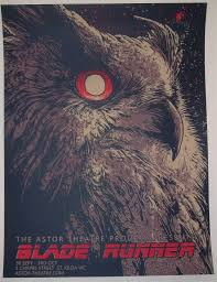 entering the yin yang fractal funhouse always otherwise an alternate poster of the movie featuring the last owl on earth which is a