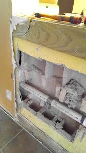 cinder block wall repair. Simple Cinder Block Foundation Repair With Cinder Block Wall Repair O