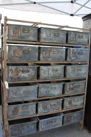 vtg 1940 50s simmons furniture metal medical. Commercial Storage Bins *rustic, Shabby Chic, Patina\ Vtg 1940 50s Simmons Furniture Metal Medical I