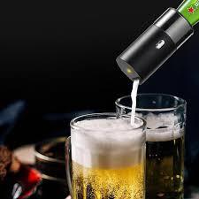 Портативный мини барботер для пива 40000 раз/с, домашний ...