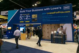 lowes contractors list. Beautiful Contractors The National Association Of Home Builders NAHB International Buildersu0027  Show IBS Is The Largest Annual Light Construction Show In World  With Lowes Contractors List W