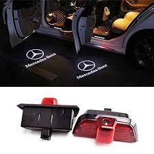 Mercedes benz classic center iran logo. Autopart For Mercedes Benz C230 C260 C280 C200 C300 Car Door Logo Projector Ghost Shadow Led Light 2pcs Buy Online In Cayman Islands At Cayman Desertcart Com Productid 87014217