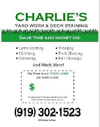 Lawn Care Flyer Template Word Landscaping Flyers Templates Free Landscaping Flyers Samples Full