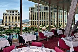 dining with eiffel tower view. dinner reservations at the eiffel tower restaurant/paris hotel-lasvegas for third night. pre-show seating/window table. dining with view o