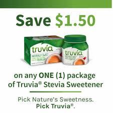 Save On Truvia Stevia Sweetener