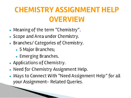 chemistry assignment help chemistry assignment help 2