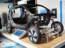 BMW 5 Series bmw i3 frame : Taking a spin in the all-electric BMW i3 at #CESlive | Android Central
