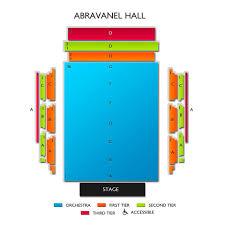 Abravanel Hall Tickets