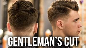 Barb Hair Style mens haircut for 2016 modern gentlemans haircut & style youtube 6064 by wearticles.com