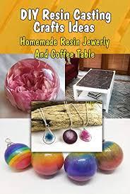 diy resin casting crafts ideas