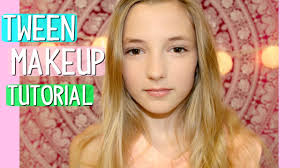 tween makeup tutorial