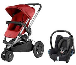 quinny buzz xtra pushchair with maxi
