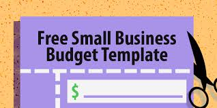 Sample Budget Worksheet Extraordinary Free Small Business Budget Template Capterra Blog