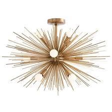 arteriors home 89967 zanadoo short chandelier