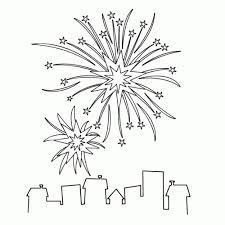 Leuk Voor Kids Oudjaar En Nieuwjaar Kleurplaten Beste Vuurwerk