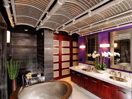 Purple Themed Bathroom Brilliant 10 Bathroom With Purple Accents On Decorating Purple