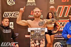 King vs Johnson gets tabbed for Warrior Wednesday I - WXC MMA