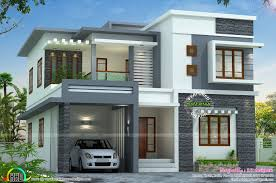 small contemporary house plans in kerala unique modern kerala style house plans with s unique modern