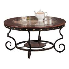 Iron And Stone Coffee Table Wrought Iron Coffee Tables With Stone Top Square Thippo