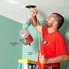 how to install can lights in an existing ceiling how to install a ceiling light fixture without existing wiring best of best electrical wiring installing